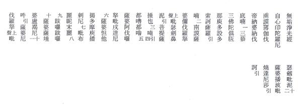百万塔 (自心印陀羅尼収納) 5