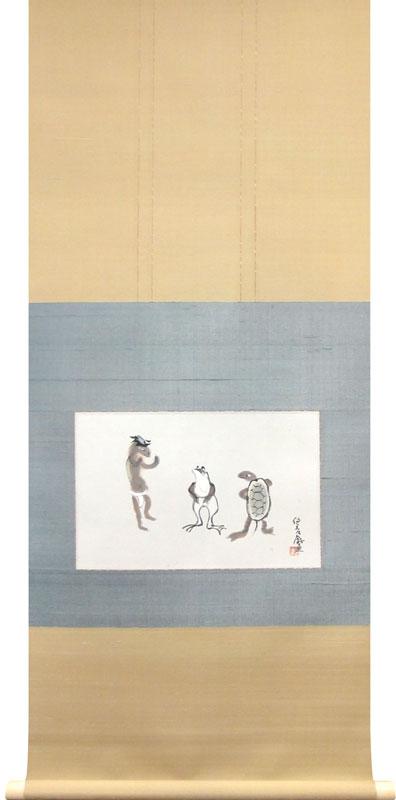 杉本健吉 1
