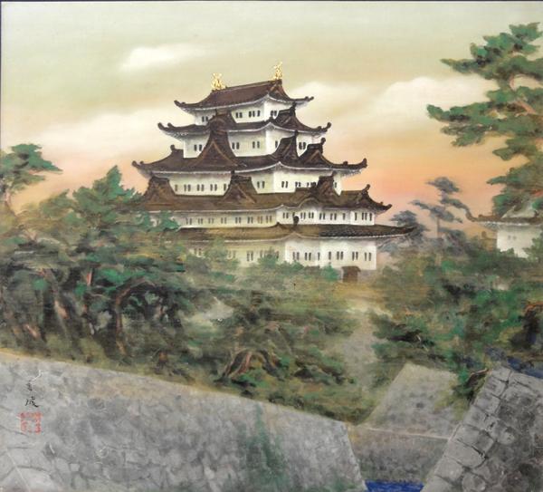 Asami Koujou/Nagoya Castle/Modern Japanese art Art 1