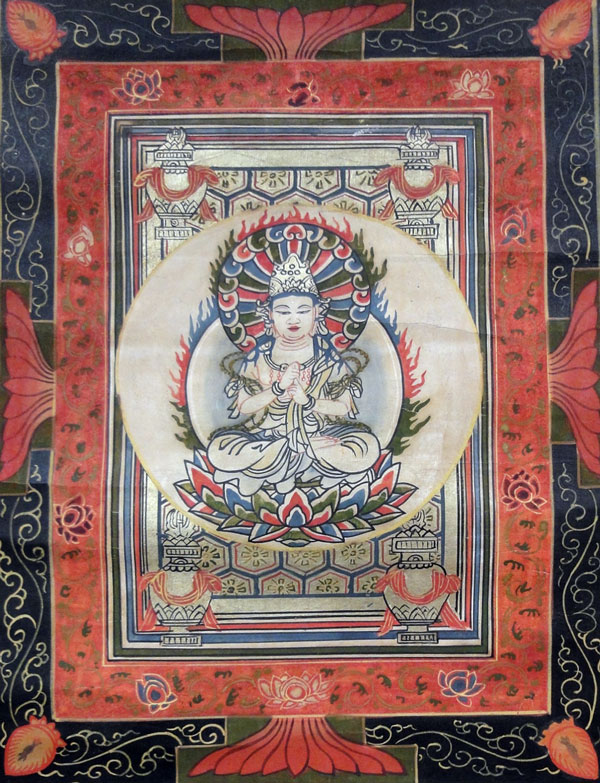 Mandala of the Two Realms the Edo priod 3