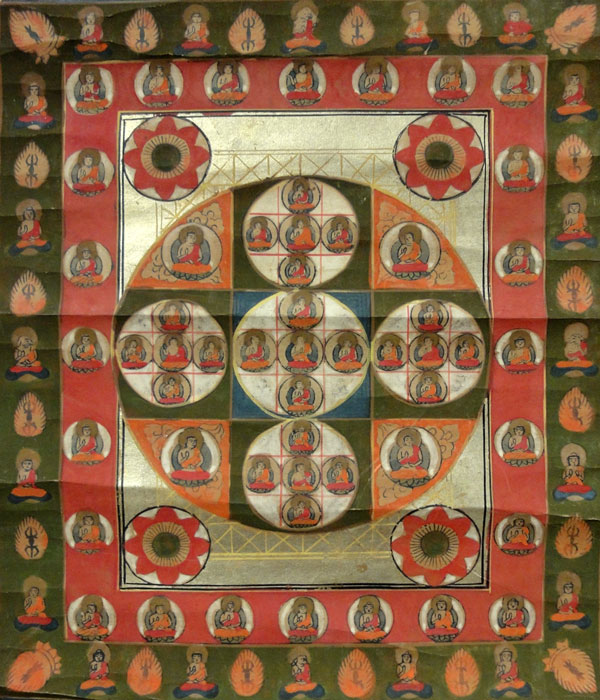 Mandala of the Two Realms the Edo priod 4