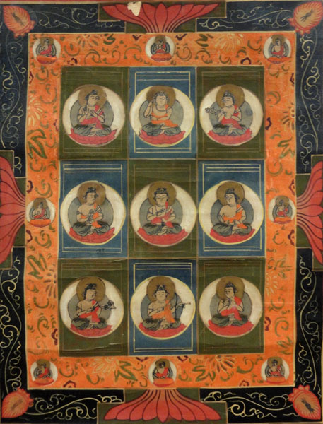 Mandala of the Two Realms the Edo priod 6