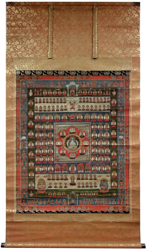 Mandala of the Two Realms the Edo priod 7