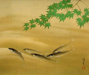 大矢峻嶺 香魚