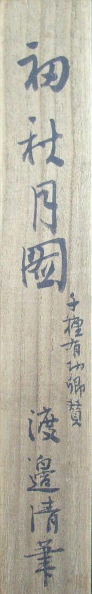 Watanabe Kiyoshi, Chigusa Arikoto7